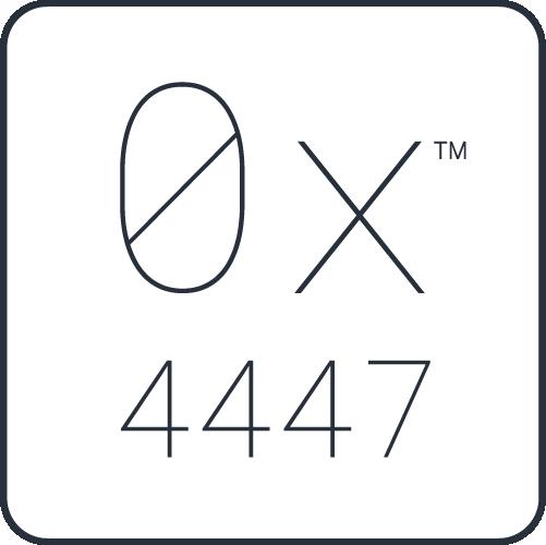 0x4447, LLC Logo